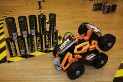 Sahara Force India F1 Team Hype Energy Challenge