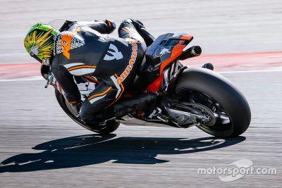 KTM-Test in Misano, August