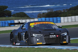 #5 GT Motorsport Audi R8 LMS: Greg Taylor, Marco Bonanomi