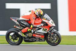 Хавьер Форес, Barni Racing Team