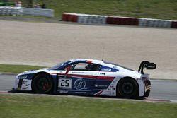 #25 Sainteloc Racing, Audi R8 LMS GT3: Romain Monti, Edward Sandström