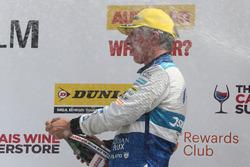 Podium: 3. Jason Plato, Silverline Subaru BMR Racing