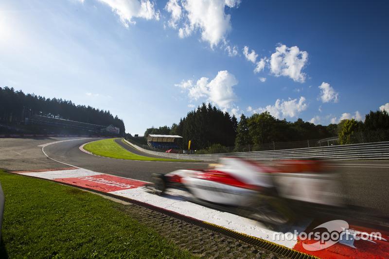 Spa-Francorchamps - Qualifs