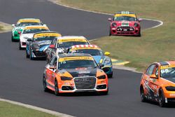#75 Compass360 Racing Audi S3: Roy Block, Tom Dyer