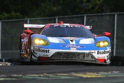 #67 Ford Performance, Chip Ganassi Racing, Ford GT: Ryan Briscoe, Richard Westbrook