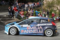 Antonio Rusce, Sauro Farnocchia (Ford Fiesta R R5 #9, X Race Sport Srl