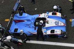 #29 Pegasus Racing. Morgan - Nissan: Inès Taittinger, Leo Roussel, Julien Schell