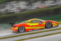 #37 BBT Ferrari 488 GT3: Davide Rizzo, Anthony Liu