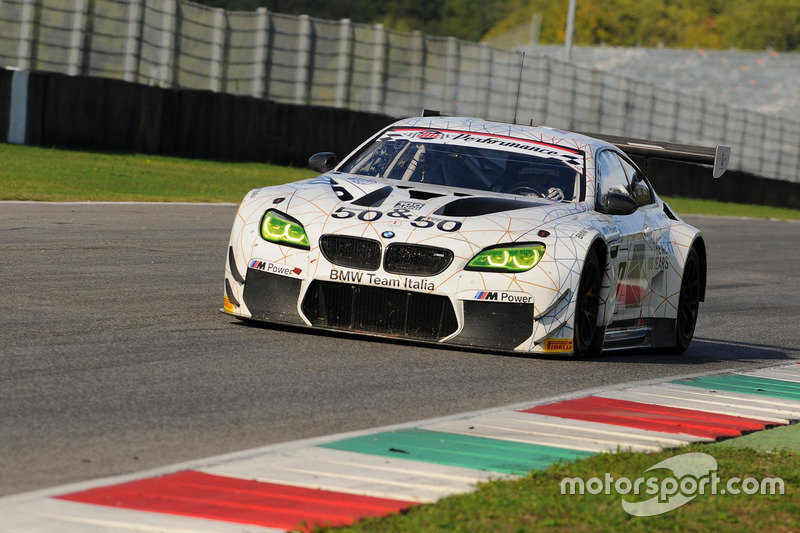 BMW M6 GT3, Alex Zanardi BMW Team Italia