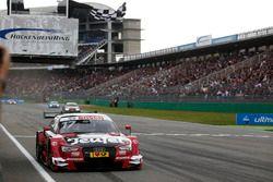 Ganador de la carrera Miguel Molina, Audi Sport Team Abt Sportsline, Audi RS 5 DTM