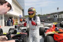 Le vainqueur Johnny Cecotto Jr., RP Motorsport