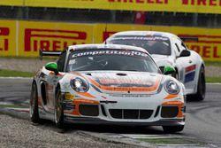 Peter Terting, Daniel Rymes, PROsport Performance, Porsche Cayman PRO4 GT4