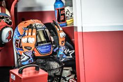 casco de Michael van der Mark, Honda WSBK Team
