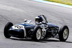 Historische Formelwagen