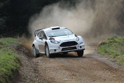 Mads Østberg, M-Sport World Rally Team, Ford Fiesta WRC Evo 2016