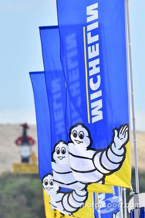 Michelin-Flaggen
