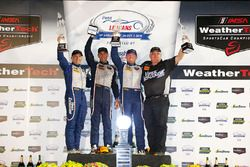 GT Daytona Podium: first place #33 Riley Motorsports SRT Viper GT3-R: Ben Keating, Jeroen Bleekemole