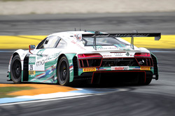 #29 Montaplast by Land-Motorsport, Audi R8 LMS: Connor De Phillippi, Christopher Mies.