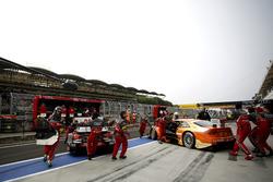 Адриен Тамбэ, Audi Sport Team Rosberg, Audi RS 5 DTM и Джейми Грин, Audi Sport Team Rosberg, Audi RS