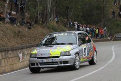 Roberto Lombardo, Renault Clio