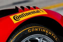 Pegatina Continental