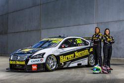 Simona de Silvestro, Renee Gracie, Nissan Motorsports