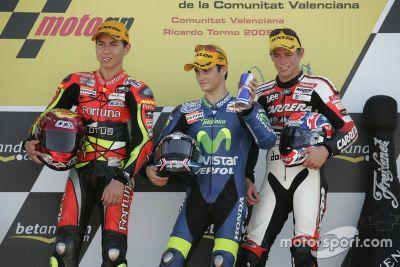250cc: Valencia