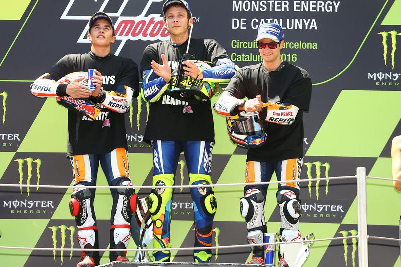 2016 : Valentino Rossi (Yamaha Factory Racing)