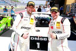 Winner #99 Precote Herberth Motorsport Porsche 911 GT3 R: Robert Renauer, Martin Ragginger