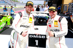 Sieger #99 Precote Herberth Motorsport Porsche 911 GT3 R: Robert Renauer, Martin Ragginger