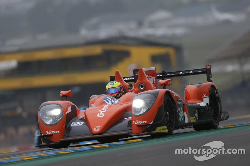 21: #38 G-Drive Racing BR01 - Nissan: Simon Dolan, Jake Dennis, Giedo Van der Garde