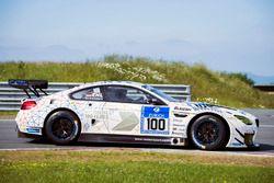 Stefan Ehlen is testing the BMW M6 GT3