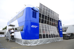 Ford Chip Ganassi Racing motorhome