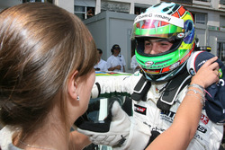 Il vincitore Augusto Farfus, BMW Team Germany, BMW 320si