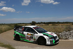 Paolo Porro e Anna Tomasi, Ford Focus WRC, Bluthunder Racing Italy