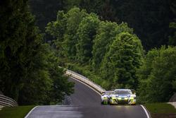 #5 Phoenix Racing, Audi R 8 LMS: Frank Stippler, Anders Fjordbach, Edoardo Mortara, Nikolaus Mayr-Me