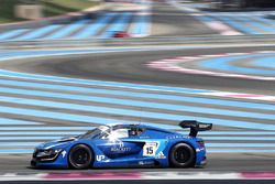 #15 V8 Racing Renault RS01 GT3: Max Braams, Filipe Barreiros