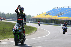 Le deuxième, Jonathan Rea, Kawasaki Racing