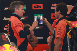 Miembro del equipo Red Bull KTM Factory Racing
