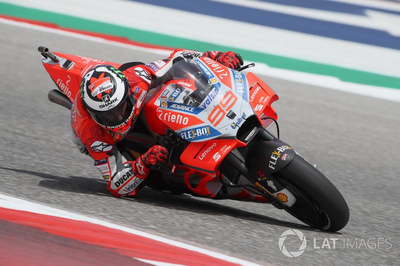11. Jorge Lorenzo, Ducati Team