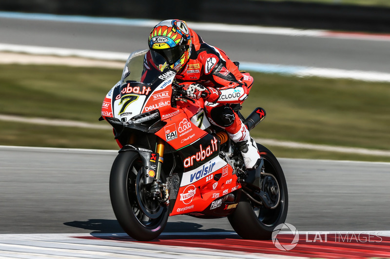 5e : Chaz Davies (Aruba.it Racing-Ducati SBK Team)