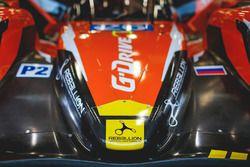 Автомобиль Oreca 07 Gibson (№26 ) команды G-Drive Racing
