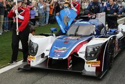 La vettura del #32 United Autosports Ligier LMP2: Will Owen, Hugo de Sadeleer, Paul Di Resta, Bruno Senna