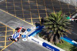 Daniel Abt, Audi Sport ABT Schaeffler Felix Rosenqvist, Mahindra Racing