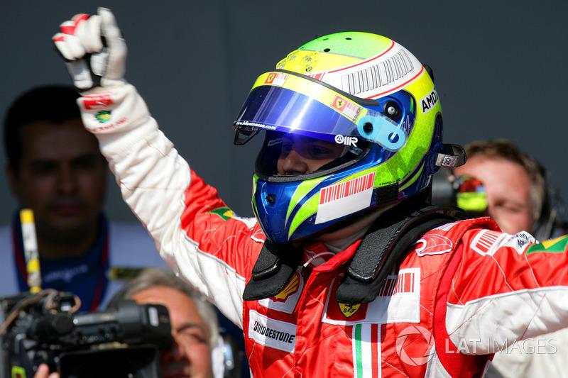 Sem Schumacher 2007, Massa ganhou espaço e se colocou no páreo da disputa pelo título no começo do ano. Porém, Kimi Raikkonen cresceu com o passar do ano, o que deu ao finlandês seu primeiro título na F1.