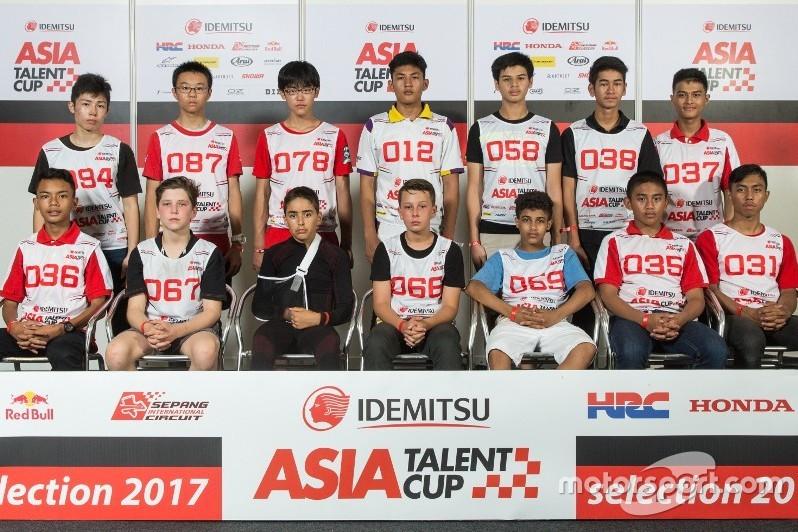 Seleksi Asia Talent Cup 2018