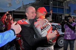 Luca Grilli et Giandomenico Basso, BRC Racing