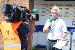 ITV TV - Steve Rider
