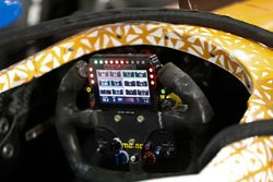 IndyCar-Lenkrad