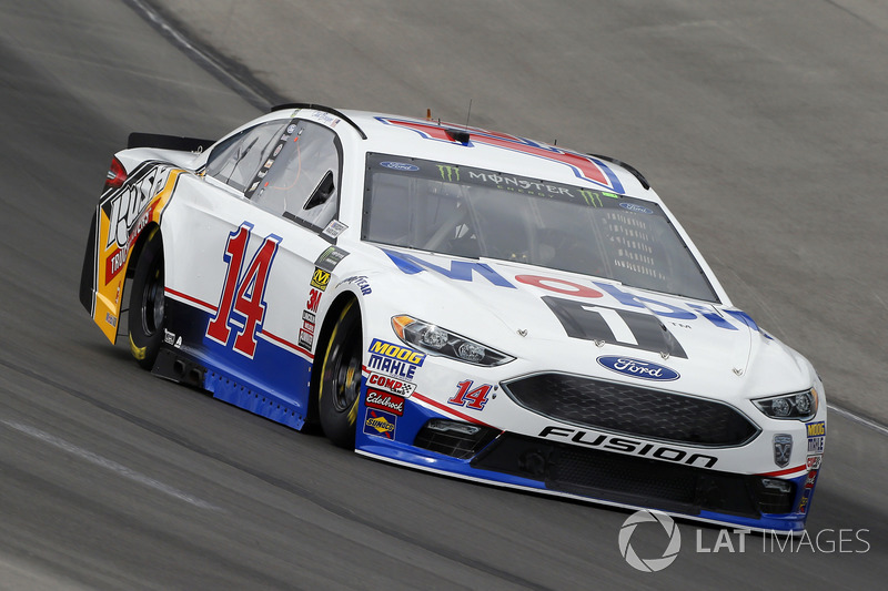 3. Clint Bowyer, No. 14 Stewart-Haas Racing Ford Fusion